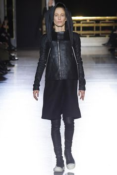 Rick Owens Fall 2014 Ready-to-Wear Collection Slideshow on Style.com