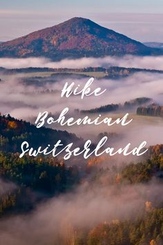Explore the most popular and stunning national park in Czech Republic - Bohemian Switzerland with local tour guide Local Tour, Famous Places, Discount Travel, Tour Guide, Czech Republic, Switzerland, National Parks, Hiking, Bohemian