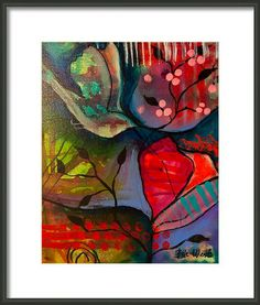 Original Painting Contemporary Abstract Modern Wall by BrieWest