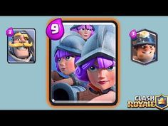 3 Musketeers Arena 9 Deck - Clash Royale