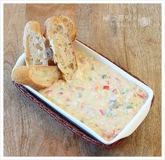 바게트에 올려 드세요~ 아침식사로 좋은...옥수수치즈수프 – 레시피   Daum 요리