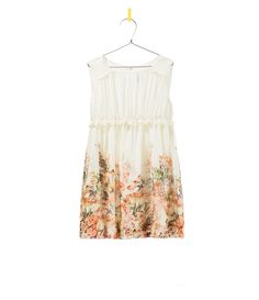 FLORAL PRINT DRESS - Dresses - Girl - Kids - ZARA United States