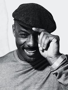 Idris Elba. You dont understand, I LOVE this man. He's a tall delicious world's finest chocolate bar!