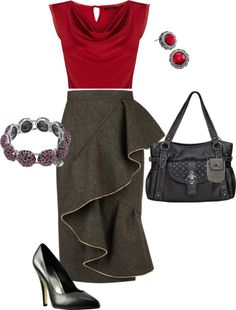 """Career Woman"" by christen-marie-dominguez on Polyvore"
