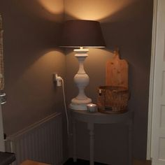 Baluster lamp #landelijk sober