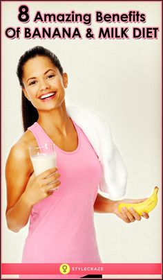 You have an important occasion coming in your way, for which you want to wear your favourite dress. You will try your favourite dress and it will not fit you! A total disappointment! How do you lose that extra flab to fit into that dress? Well, try the banana-milk diet, which would surely help you lose some weight in an easy and effective way.