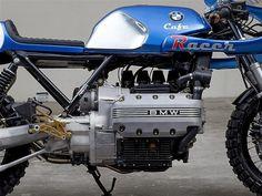 Kappa Cafe Tracker - RocketGarage - Cafe Racer Magazine