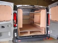 Multum | Plywood Lining | Rear Seat Conversions | Newbury | Thatcham | Reading | Berkshire