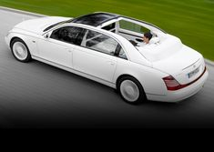 MAYBACH LANDAULET / 1.3 Million $...