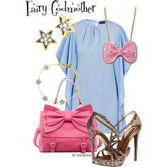 Fairy Godmother: Disney's Cinderella