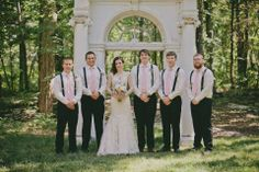 May 25th wedding for Leah and Curtis Atkins at The Wren's Nest! #hayleysmithdesigns #thewrensnest