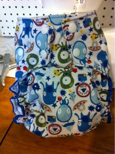 Do-It-Yourself Danielle: DIY Non-Wicking Cotton Outer Cloth Diapers