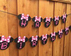 Set de 10 bolsas Favor de Minnie Mouse por PreciousPaperMakings