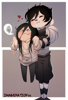 Scary Creepypasta, Creepypasta Characters, Anime Characters, Yandere, Fluffy Puff, Laughing Jack, Jeff The Killer, Art Poses, Drawing Reference Poses