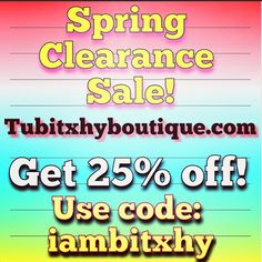 Today Only 25% OFF use CODE: iambitxhy #Leggings & #Jewelry as seen on #Rihanna & TV Celebs. @tubitxhyapparel