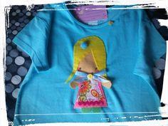 Camiseta niña. Talla 9/10A
