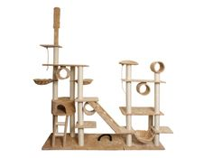 Cat Tree Condo Furniture Scratch Post Pet Houses on sale @Coupaw w/ free shipping
