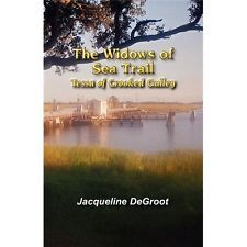 The Widows of Sea Trail- Tessa of Crooked Gulley (Book 2) by Jacqueline DeGroot - Islands Art & Books