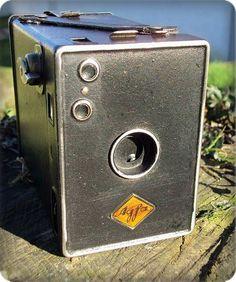Agfa Box Model I, 1930