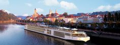 Viking River Cruises.  Choosing the best is not simply a matter of prestige for the sake of bragging rights; it's about peace of mind, safety, comfort and reliability.  With Viking River Cruises all your surprises are pleasant ones.  That's why I choose the best, what's your excuse?