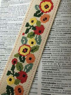 123 Cross Stitch, Cross Stitch Tree, Cross Stitch Bookmarks, Cross Stitch Borders, Cross Stitch Flowers, Cross Stitch Designs, Cross Stitching, Cross Stitch Patterns, Peyote Beading Patterns