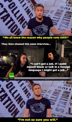 15 Times Russell Howard Nailed It
