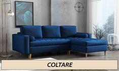 Sofa, Couch, Palermo, Copenhagen, Furniture, Home Decor, Settee, Settee, Couches