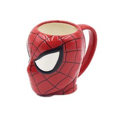 We aren't all worthy of wearing a Spiderman suit, but you can still keep the spirit of Spiderman with you all year long with this awesome Spiderman mug! Lab Created Diamond Rings, Lab Created Diamonds, Love Gifts, Unique Gifts, Best Gifts, Coffee Gifts, Coffee Mugs, Spiderman Marvel, Avengers