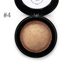 2015 New Highlighter Soft Eye Shadow Palette in Shimmer Metallic By New Brand 6 Colors Eyeshadow Single Choose