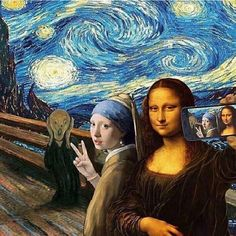 Olivia Muus, 1985 | Museum of Selfies