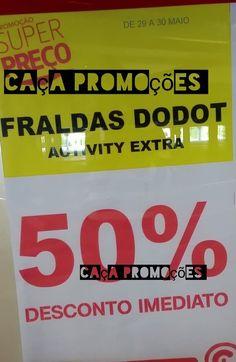 Promoções Continente - avistamento 50% desconto Fraldas - http://parapoupar.com/promocoes-continente-avistamento-50-desconto-fraldas/
