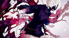 Kaneki Ken Art Tokyo Ghoul Kagune Mask Picture 1920×1080