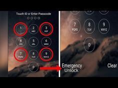 HOW TO UNLOCK ANY iPHONE WITHOUT THE PASSCODE (Life Hacks) - YouTube