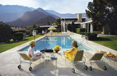 The exclusive look: A new book featuring images from the work of Slim Aarons offers a uniq...