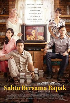 Sabtu Bersama Bapak is an Indonesian drama film. The film is a story about a young man looking for a love learning, about a man who learned to be a father and a good. Movies 2019, Drama Movies, Hd Movies, Films, Drama Film, Watch New Movies Online, Latest Movies, Cinema 21, First Love Story