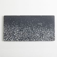 Stephanie Tudor's innovative surface designs have been applied here to a collection of large rectangular Jesmonite trivets. Sculpture Art, Sculptures, Terrazzo, Handmade Crafts, Surface Design, Decorative Accessories, Craftsman, Ceramics, Jewels