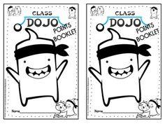 Class Dojo Posters and Prize Booklet Freebie - Goodwinnovate Classroom Behavior System, Classroom Rewards, Classroom Behavior Management, Classroom Posters, School Classroom, Behaviour Management, Class Management, Classroom Ideas, Classroom Discipline