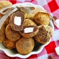 Smore Truffles