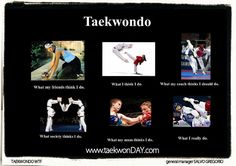 Is it sad that this is the truth? TKD <3