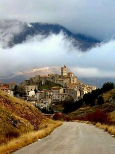 Abruzzo, Italy- Abruzzo holds some of Italy's best-preserved medieval and Renaissance hill towns.