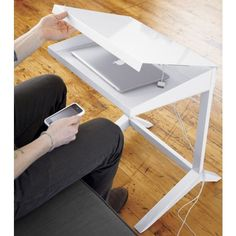 Need this since I always use my laptop while on the couch.