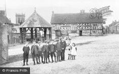 Abbots Bromley, The Buttercross Part of The Francis Frith Collection of historic and nostalgic photos of Britain, free to browse online today. Photo Upload, School Days, Vintage Images, Britain, Nostalgia, Childhood, Victorian, Memories, History