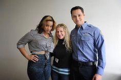 From The FanGirl Chronicles: Going behind the Scenes with the cast of Orange is the New Black #StreamTeam #OITNB