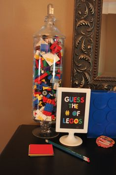 Great idea for a kids party!