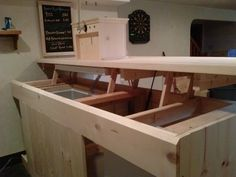 Coffin Keezer Bar Build - Home Brew Forums Love the scissor top!!!! What I would eventually like for my homebar/keezer set up