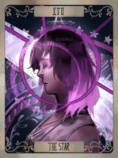 LiS tarot cards (set 3) by Xiao Tong Kong/Veloce from Velocesmells on Tumblr
