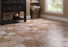 Vinyl is one of the most resilient, versatile and affordable flooring options you can buy. Depending on the surface you choose, material costs can be up to 70% less than other flooring materials.