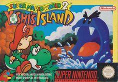 Yoshi Island - Super Mario World 2 - Super Nintendo - Acheter vendre sur Référence Gaming