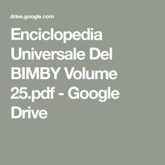 Enciclopedia Universale Del BIMBY Volume 25.pdf - Google Drive