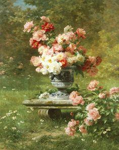 Peonies and Roses / Di van Niekerk